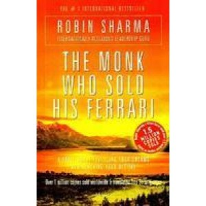 Book Review-The Monk who sold his ferrari