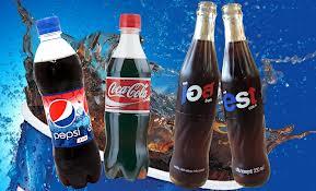 Pepsi Coke and EST, Thailand
